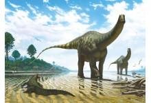 Завроподы - демандазавры Дарвина
