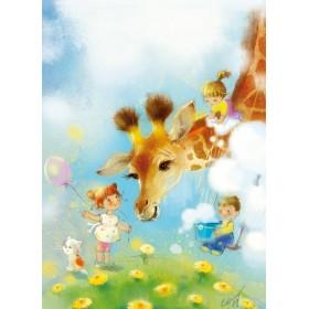 Кое-что о жирафах