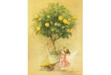 Фейка лимонного дерева
