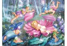 Сон в цветочных лепестках