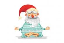 Дед Мороз (бирюзовый)