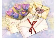 Письма и крокусы