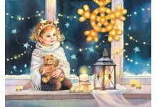 В свете свечей