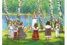 Зялёныя святкі (Сёмуха)
