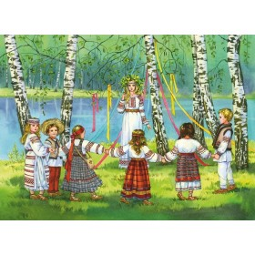 Зеленые святки (Семуха)
