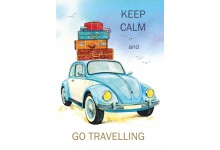Keep Calm & Go Travelling