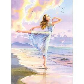 Танцую босиком на песке...