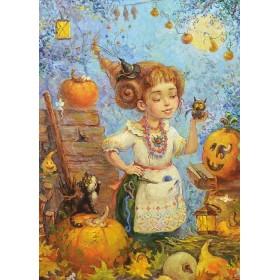 Хозяйка Хэллоуина