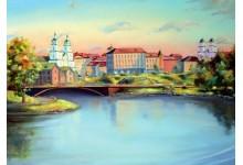 Минск. Верхний город