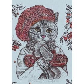 Рябиновый кот