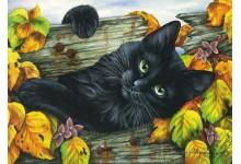 Осенняя изгородь