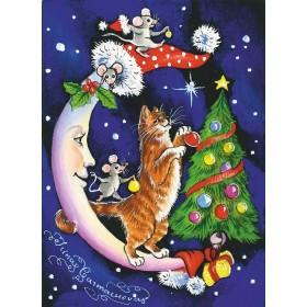 Лунное Рождество