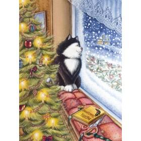 Снег на Рождество
