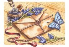 Цветочное письмо