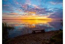 Утро на Освейском озере