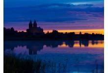 Вечер в Иказни (Браславский регион)