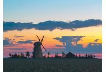 После заката солнца в Дудутках