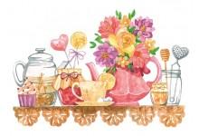 Время для чашечки чая