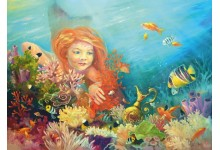 Little Mermaid. Beginning