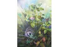 Blackberry Hedgehog