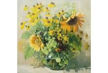 Sun-Coloured Bouquet