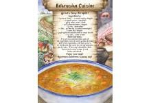 Groats Soup (Krupnik)