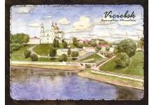 Витебск. Успенская гора