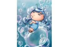 Фея мыльных пузырей