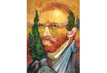 Двойной портрет Ван Гога