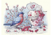 Замороженные ягодки
