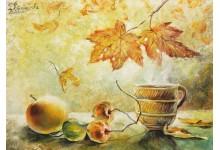 Чай со вкусом осени