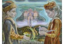 Двое (Барбара Радзивилл и Сигизмунд II Август)