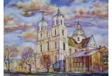 Гродно. Кафедральный собор св. Франциска Ксаверия / Фарный костел