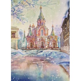 Гродно. Свято-Покровский кафедральный собор