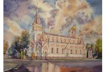 Гродно. Свято-Покровский кафедральный собор / Собор