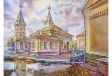 Гродно. Свято-Владимирская церковь