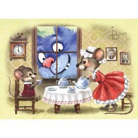 Кошки-мышки. Английское чаепитие
